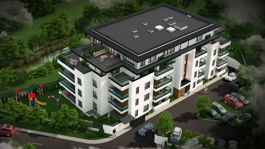 Florance Residence - Apartamente Pipera De Lux 2-3 Camere